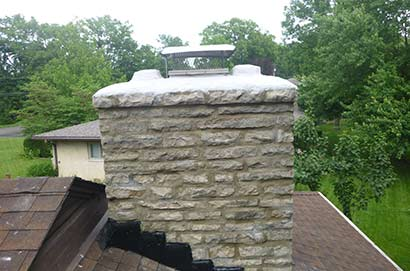 Chimney Cap Installations Fireplace Pros Fireplace Pros