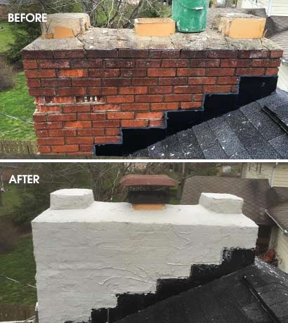 Chimney Repairs And Waterproofing Fireplace Pros